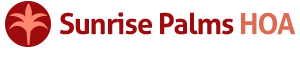 Sunrise Palms HOA Logo